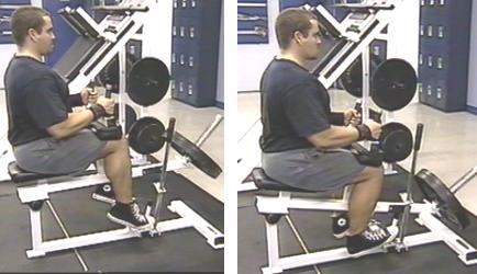 Leg workout routine. Thigh exercise. Leg exercise pictures